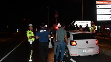 İstanbul'da kaçan sürücü Çorlu'da yakalandı