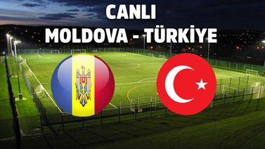 CANLI Moldova - Türkiye