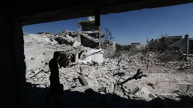 BM'den 'Suriye' için savaş suçu uyarısı!