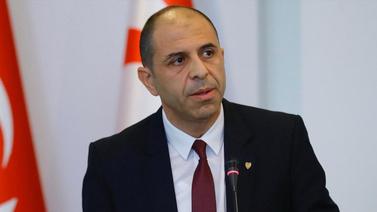 KKTC Başbakan Yardımcısı Özersay, tv100'e anlattı