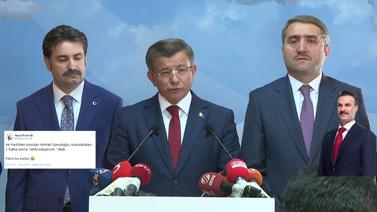 Alpay Özalan'dan Ahmet Davutoğlu yorumu