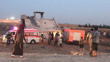Suriye-Türkiye sınırında bombalı saldırı: 12 ölü