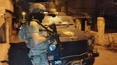 Kadıköy'de şafak operasyonu: Çok sayıda gözaltı