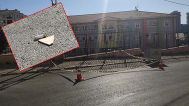 Okulun önünde pompalıyla dehşet saçtı!