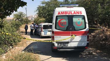 Yer: Ankara... Bir kadın cinayeti daha!