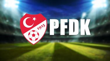 Süper Lig'in yarısı PFDK'ya sevk edildi