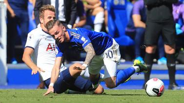Leicester City 2-1 Tottenham maç özeti