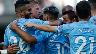 Manchester City'den 8 gol birden!