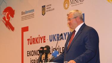 Ukrayna'dan Türk iş insanlarına yatırım çağrısı