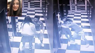Genç kız asansör boşluğuna itildi