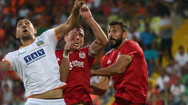 Alanyaspor - Sivasspor : 1-1 maç sonucu