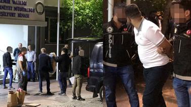 İzmir'de yaklaşık 1 ton uyuşturucu ele geçirildi