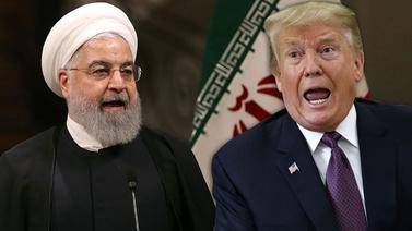 Ruhani Trump'ı hatta bekletmiş!
