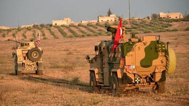 ABD'li komutandan 'Güvenli Bölge' açıklaması
