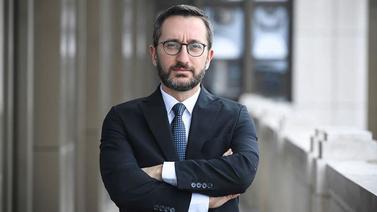 İletişim Başkanı Altun: Türk ordusu ve ÖSO...