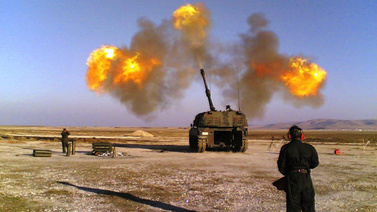 İşte Türkiye'nin harekatta kullancağı silahlar!