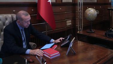 Erdoğan Barış Pınarı Harekatı'nı böyle başlattı