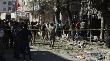Bab'da bombalı saldırı: 8 yaralı
