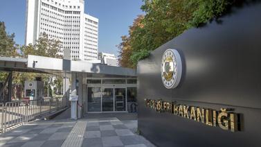 Türkiye, BM yetkilisinin sözlerini kınadı