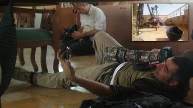 YPG, gazetecilere keskin nişancılarla saldırdı!