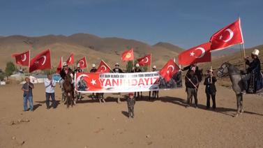 Kırgız Türklerinde destek!