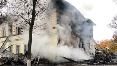 Rusya'da yangın dehşeti: 6'sı çocuk 7 kişi öldü