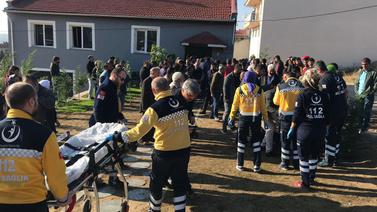 Uşak'ta yangın: 3'ü çocuk 4 kişi hayatını kaybetti