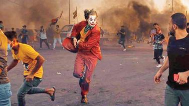 İşte Joker maskesi altındaki gerçek!