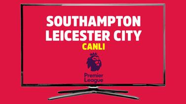 CANLI Southampton - Leicester