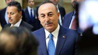Çavuşoğlu'ndan PKK'lı Ferhat Abdi Şahin açıklaması