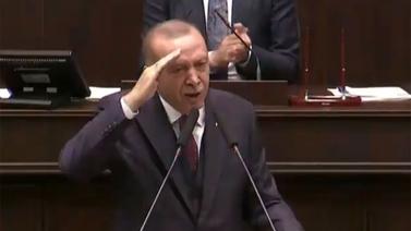 """""""Türkiye yeni bir İstiklal Harbi veriyor"""""""