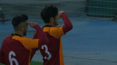 Galatasaray U19, Real Madrid'i yıktı