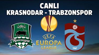 CANLI Krasnodar Trabzonspor