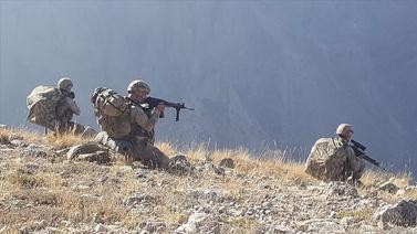 MSB duyurdu: 8 terörist etkisiz hale getirildi