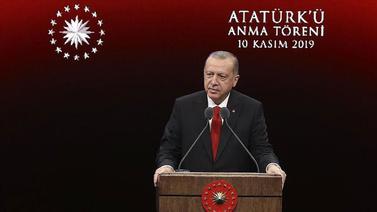 """""""Cumhuriyetimizin lafla istismarını yapmadık"""""""