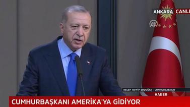 Erdoğan: Biraz da onlar düşünsün