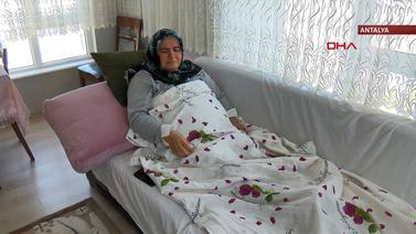 Ölümden dönen kadın yaşadığı dehşeti anlattı