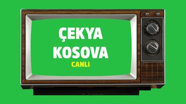 CANLI Çekya - Kosova