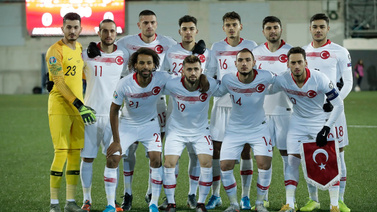 Milli Takım'ın ağırlığını Başakşehir taşıyor