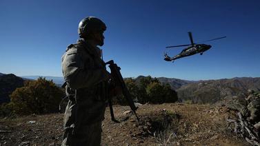 'Kıran-7 Munzur Vadisi' operasyonu başladı
