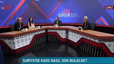 Ahmet Kasım Han ile tv100 Gündem Özel