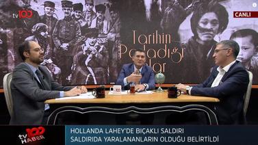 Prof. Dr. Çağrı Erhan ile Tarihin Parladığı Anlar