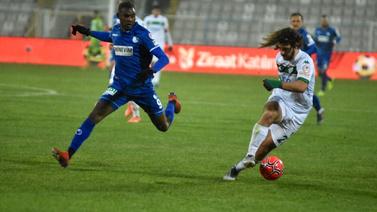 BB Erzurumspor ile Bursaspor'un gol düellosu