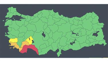 Antalya için korkutan uyarı! İzinler iptal edildi
