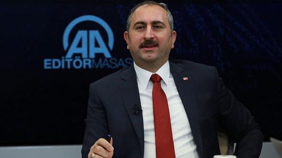 Adalet Bakanı Gül müjdeyi verdi!