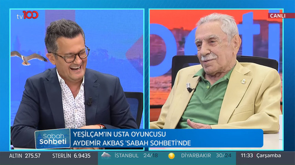 Aydemir Akbaş isyan etti
