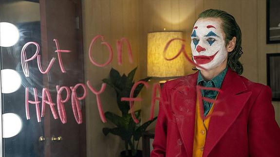 """""""Joker"""" izleyici rekoru kırdı"""