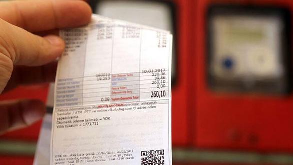 Elektrik faturası yüksek gelenler dikkat!