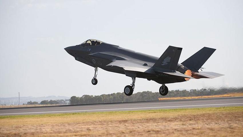 İşte F-35'in düşme nedeni!