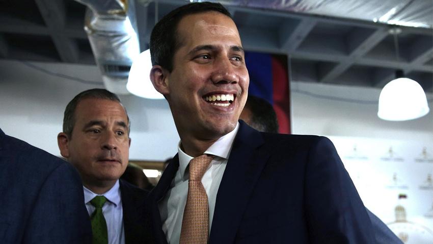 Guaido: Venezuela'daki erken seçimlere katılmayacağız